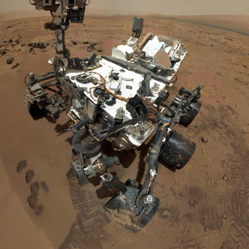 Music from Mars - Curiosity's first sunrise, awakening, and stutter step excursion (photo by NASA)