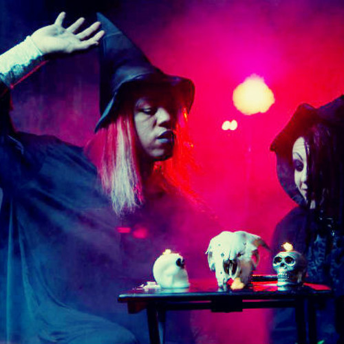 witches at stake
