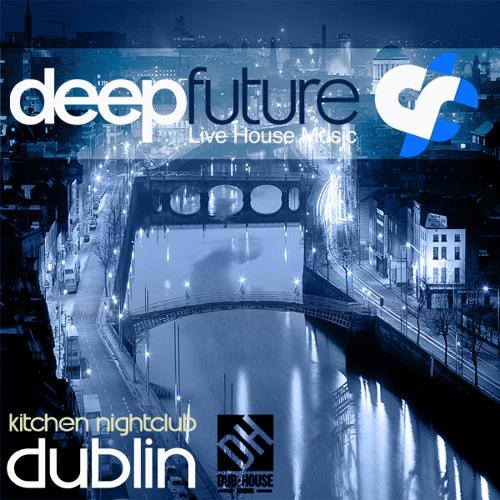 Deep Future  @ The Kitchen Dublin 23-03-13