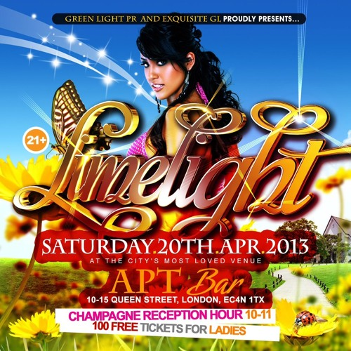 OFFICIAL LIMELIGHT MIX CD (SAT 20TH APRIL @ GRAPPOLO BAR) 07908187003 BB:29FC87A6