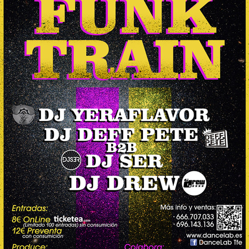 Entrevista DanceLab - FUNK TRAIN (BlackExplicit Radio Show)
