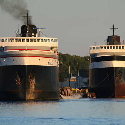 Durbin fired up over coal-fired ferry