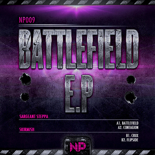 Battlefield - Sargeant Steppa - OUT NOW!!!