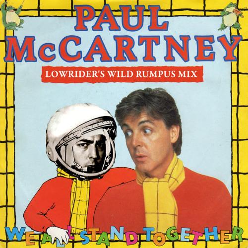 Paul McCartney - The Frog Chorus (Lowrider's Wild Rumpus Mix)