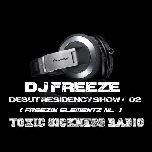 DJ FREEZE (NL) (FREEZIN ELEMENTZ) ON TOXIC SICKNESS RADIO | HARDCORE SET | SHOW #3 | 25TH MARCH 2013