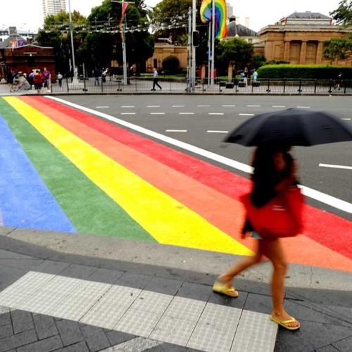 The Future of Sydney's Rainbow Crossing