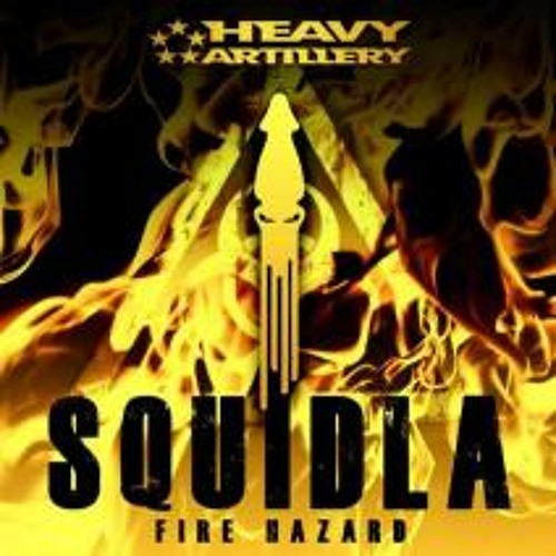 Squidla - Fire Hazard (We Bang DnB Remix) out now on Heavy Artillery Recordings
