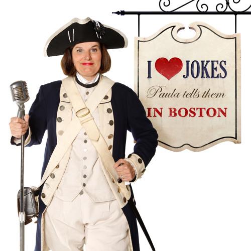 I HEART JOKES: Paula Tells Them in Boston - ADD joke
