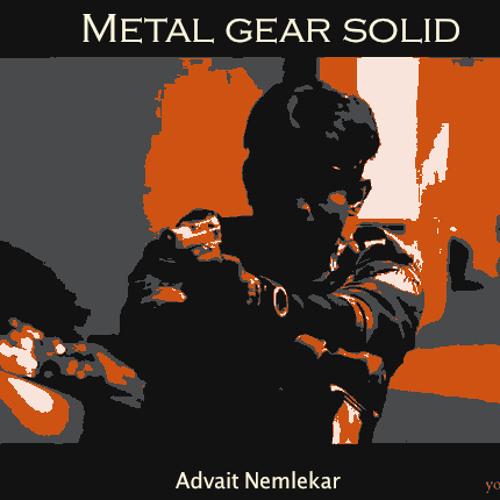 Metal Gear SOlid  by Advait Nemlekar