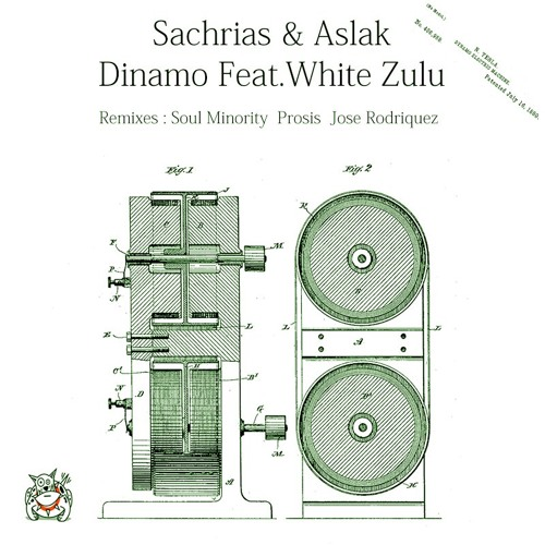 Sachrias & Aslak - Dinamo Ft. White Zulu (Prosis Remix) SC Edit