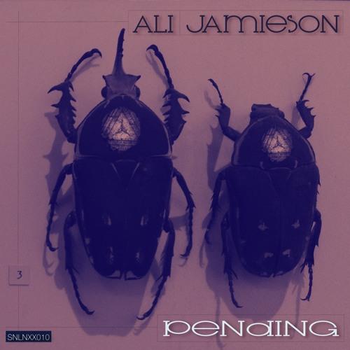 Ali Jamieson - Pending EP
