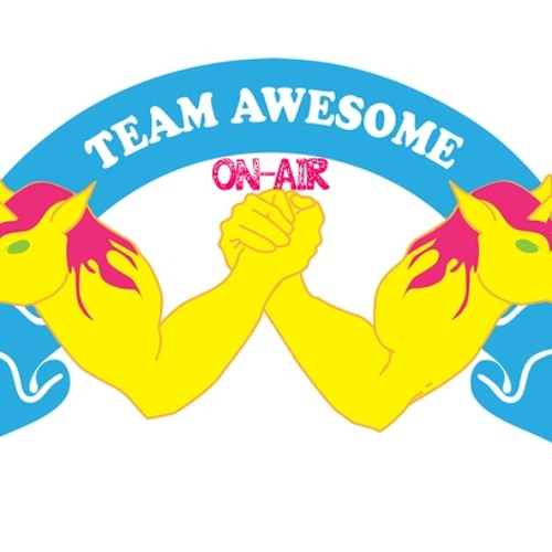 Team Awesome On-Air March 25th w special guest Biclops