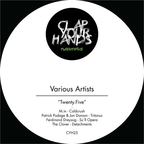 Patrick Podage & Jon Donson - Tritonus (CYH25) *3min snippet*