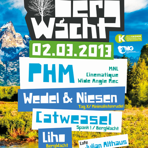 Liho @ BergWacht Artheater Cologne 02.03.2013