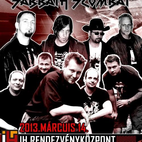 Sabbath Szombat Koncert 2013.03.14 Szeged, IH