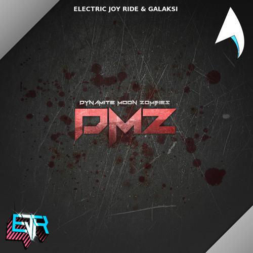 Electric Joy Ride & Galaksi - Dynamite Moon Zombies