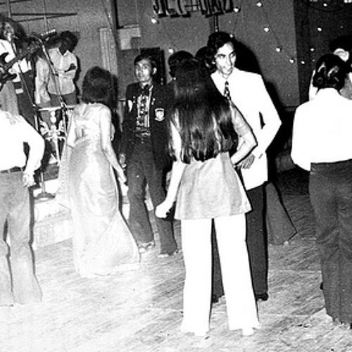 So Devatena at the disco