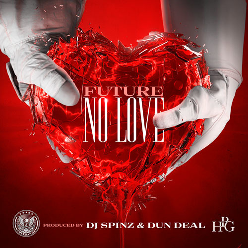 01 No Love (Prod By Spinz & Dun Deal)