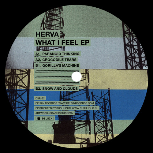 Herva - What I Feel EP [dsr-e2]