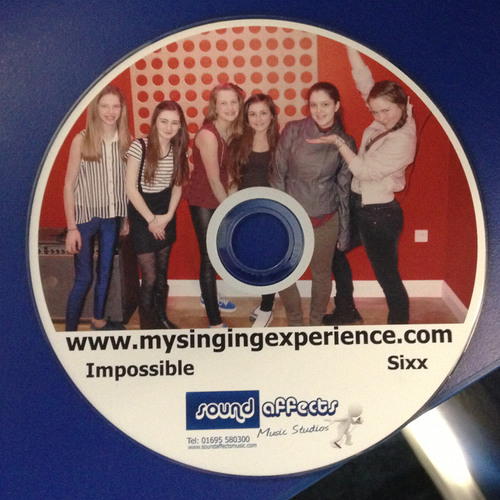 Impossible - Sixx (My Singing Experience - Pop Party)