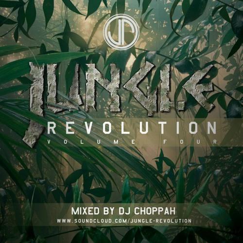 Jungle revolution vol 4 mixed by dj choppah