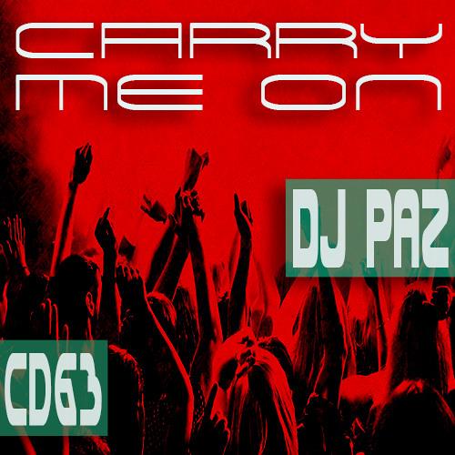 Dj Paz - Carry Me On - CD 63 - Housefreaks - 26.03.13 (Podcast)