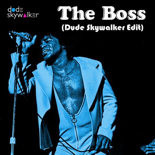 James Brown - The Boss (Dude Skywalker Edit)