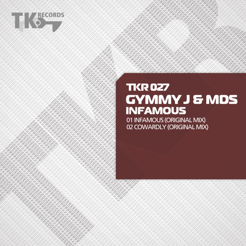 01 Gymmy J & Mds - Infamous(original) Preview