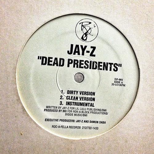 """Dead Presidents"" x @dannydee [TRVPVDENV] rmx"