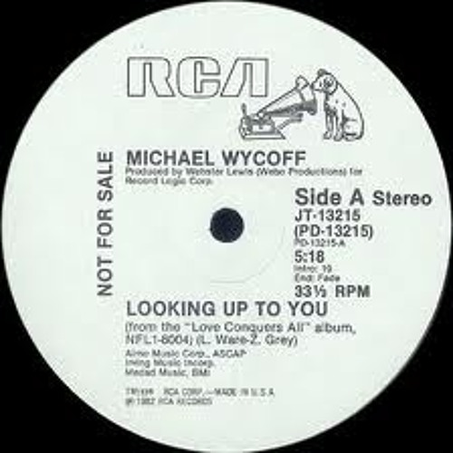 Micheal Wycoff - Looking up to you (Fatneck extended edit) WAV