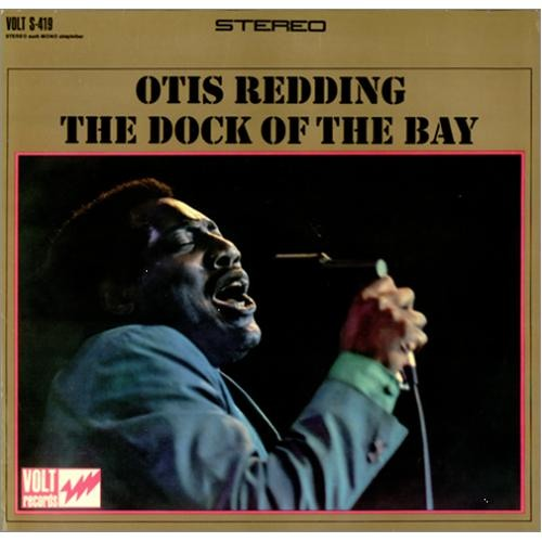 Sittin' On The Dock Of The Bay Cover
