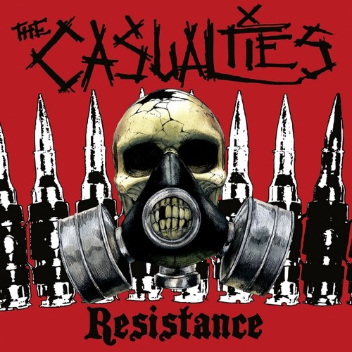 The Casualties - Modern Day Slaves