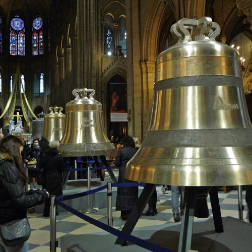New Bells of Notre Dame