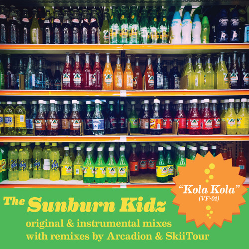 The Sunburn Kidz - Kola Kola