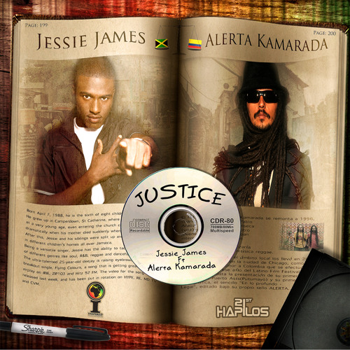 Jessie James Ft Alerta Kamarada Justice