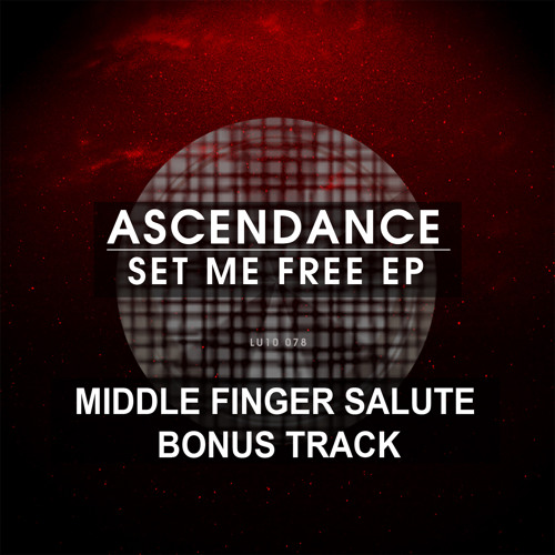 Middle Finger Salute by Ascendance
