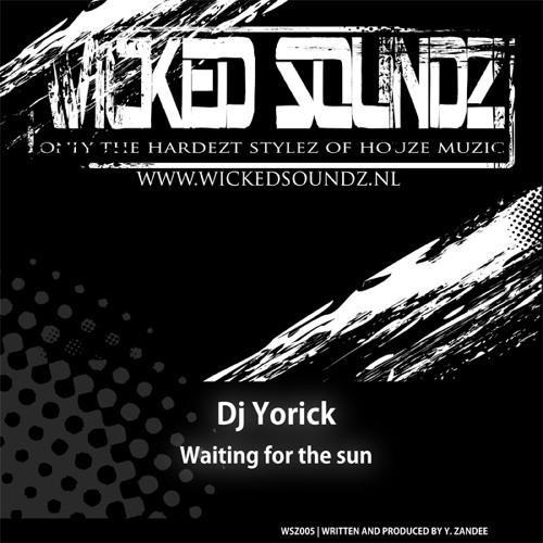Preview WSZ005 Dj Yorick - Waiting for the sun
