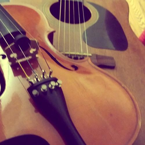 Simple Delayed Guitar + Violin Loop