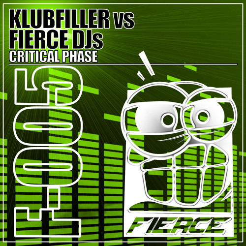 Klubfiller vs Fierce DJs - Critical Phase   *** OUT NOW ***