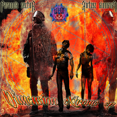 01 - Paranoia Sector - Om Kreem Kalikaye Namah (Dimension eXtreme EP-Warromaja Records)