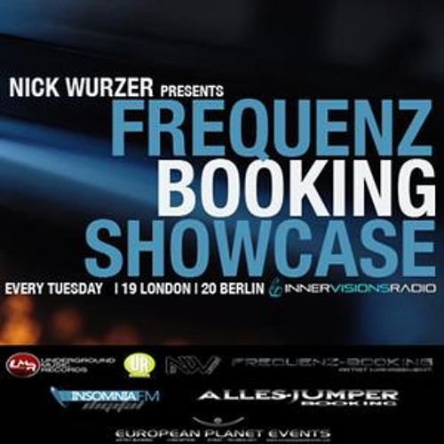 Ingmar Sterkel - Frequenz Booking Showcase 26th March Guestmix