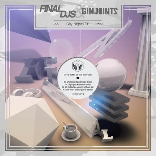 Final DJs Feat Gin Joints - City Nights (Neon Workout Remix)