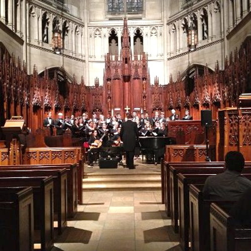 Cradle My Heart - BW Motet Choir, Dirk Garner, conductor, Duo Amaral, guitars