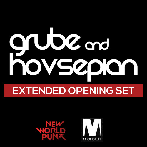 Grube & Hovsepian - Extended Live Opening Set from Mansion, Miami (March 24, 2013)