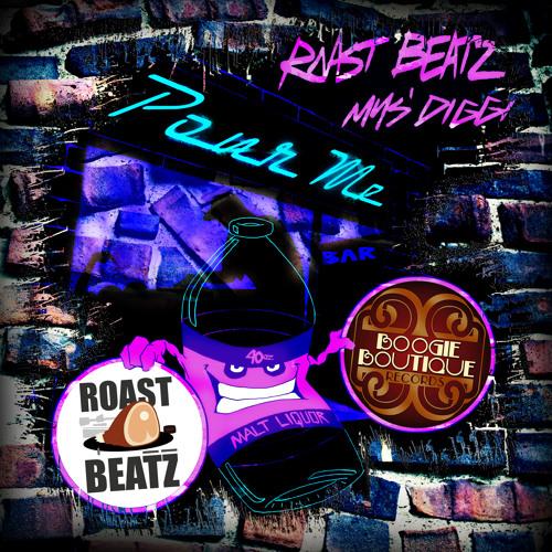 Roast Beatz feat. Mys Diggi (aka Mystro) - Pour Me Remix EP (Teaser)