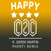 C2C - Happy feat. Derek Martin - Remix by pHerti