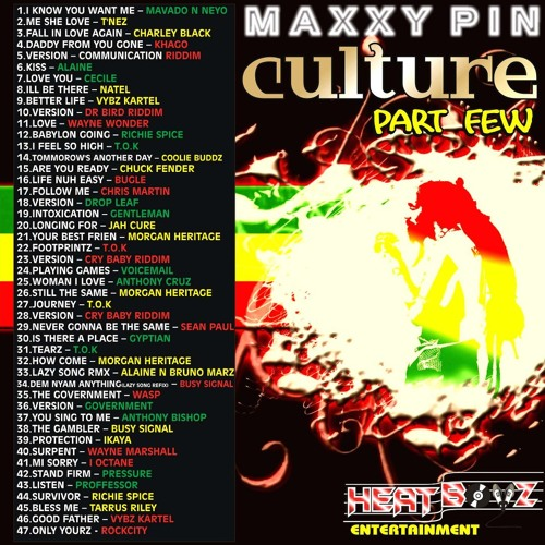 MaxxY PIN Dancehall CalturE ParT FEW