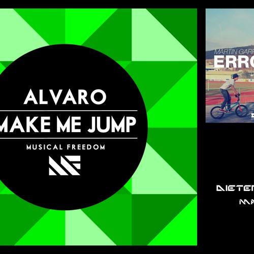 Alvaro & Martin Garrix ft jay hardway - Make me Error 404 (Dieter Jeanty Mashup)