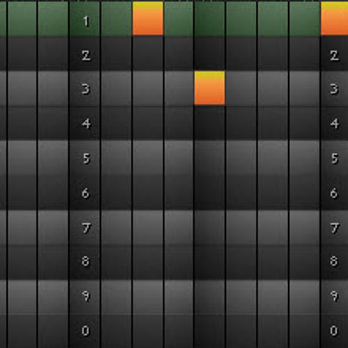 Sound of Hip Hop Beat Pattern (Basic) 2 Tempo 95