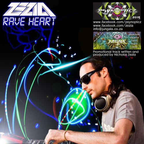 Zezia - Rave Heart (Jungala 2013)